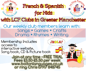 LCF Clubs French & Spanish in Greater Manchester